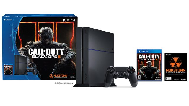 Announcing the Call of Duty: Black Ops III Standard Edition PS4 Bundle