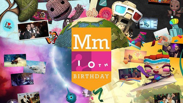 Happy 10th Birthday, Media Molecule!