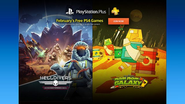PS Plus: Free Games for February 2016 – PlayStation Blog