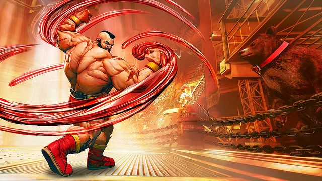 Street Fighter V: So You Want to be a World Warrior