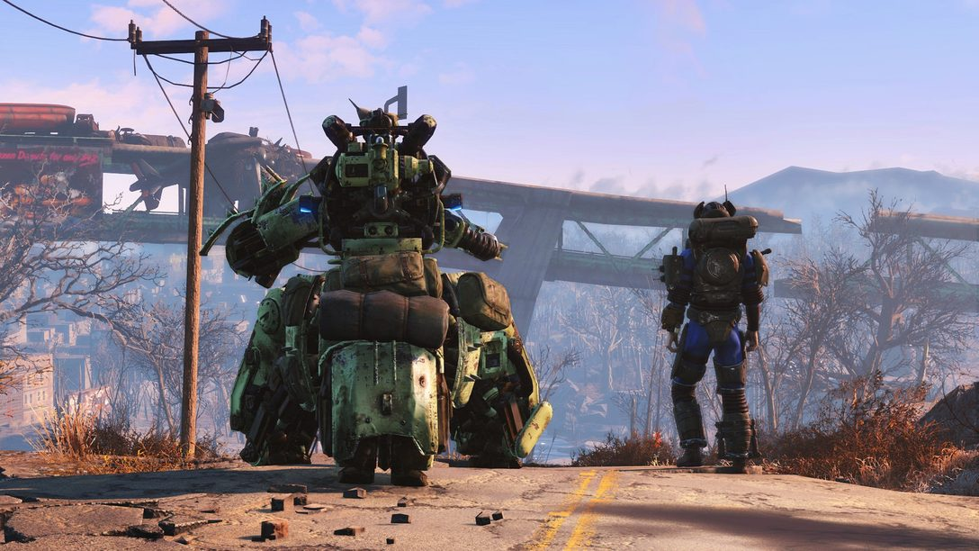 Fallout 4 Add-ons Revealed, Automatron Arrives Next Month