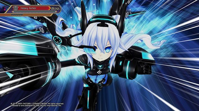 Megadimension Neptunia VII Out Today on PS4
