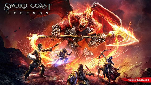Sword Coast Legends Brings D&D Adventures to PS4 This Spring