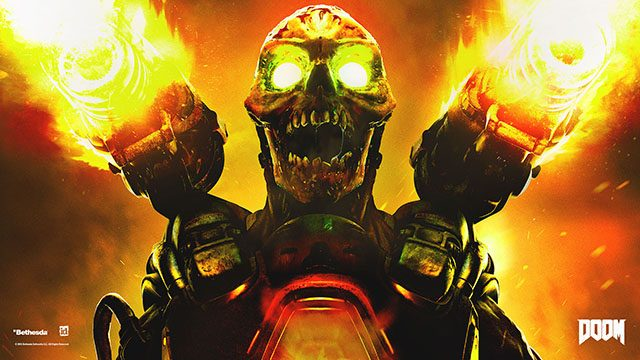 Doom Coming to PS4 on May 13th – PlayStation Blog