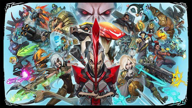 Battleborn Open Beta Begins April 8th on PS4