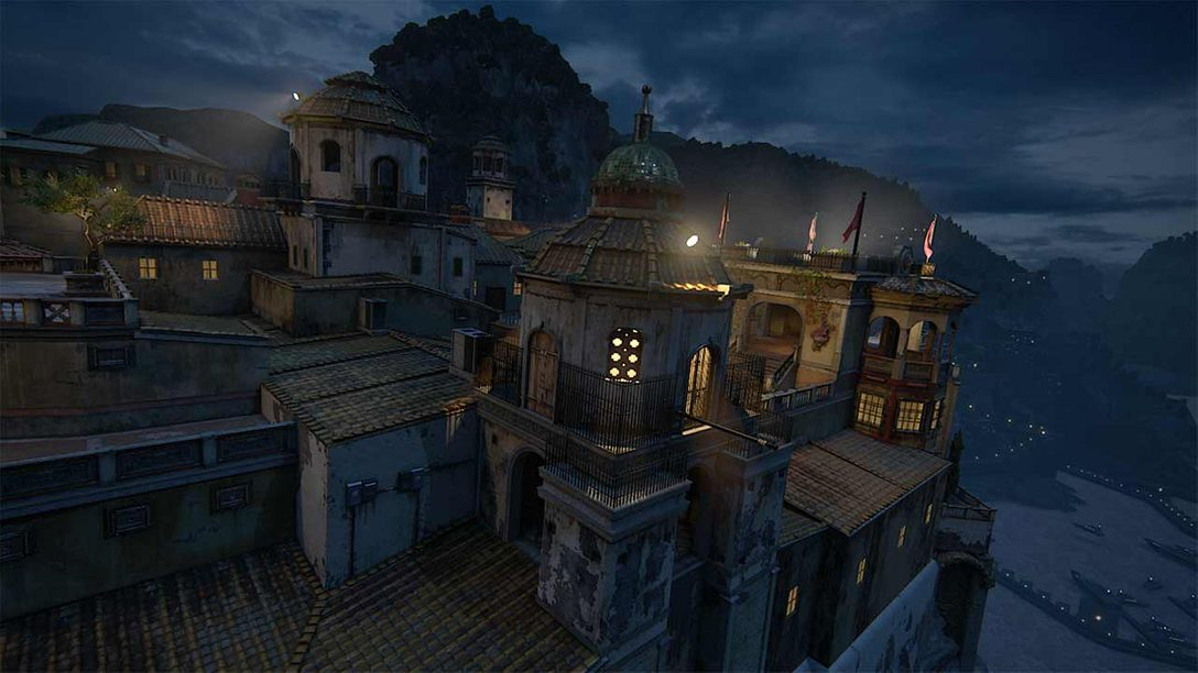Uncharted 4 Multiplayer Stress Test This Weekend
