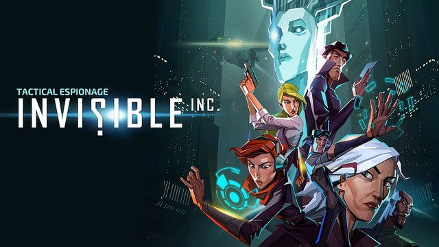 Invisible, Inc. Console Edition Out Today on PS4