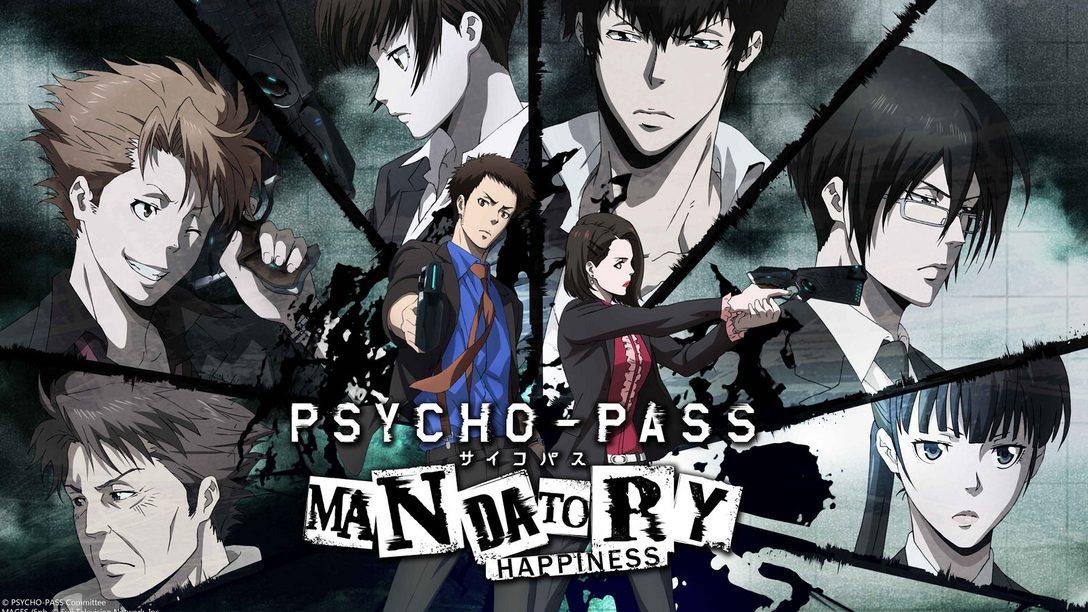 Psycho-Pass: Mandatory Happiness Hits PS4, PS Vita on September 13