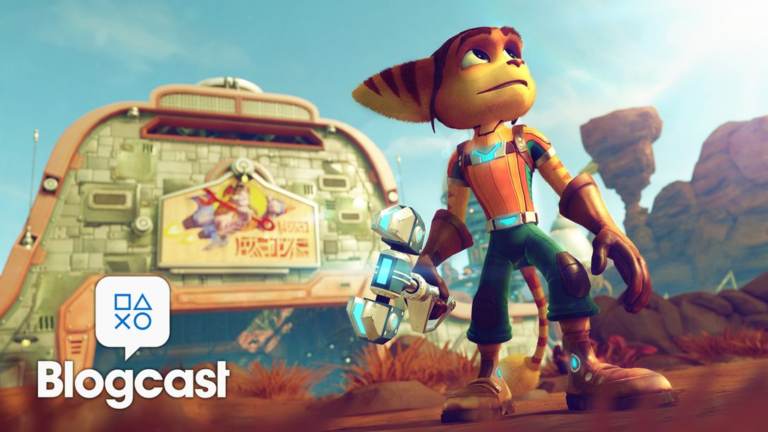 PlayStation Blogcast Episode 205: Lombax Awareness Week