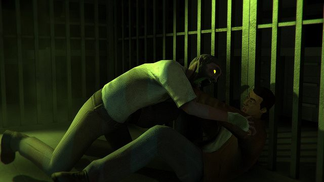 Escape the Undead in Corridor Z, Out May 3 on PS4, PS Vita