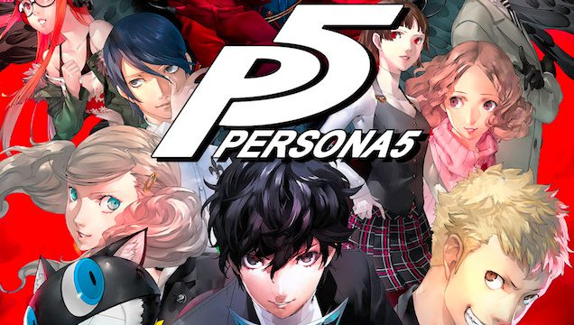 Persona 5 will Take Your Heart on Valentine's Day 2017 – PlayStation