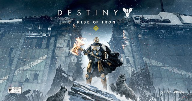 Destiny: Rise of Iron Announced, Coming This Fall