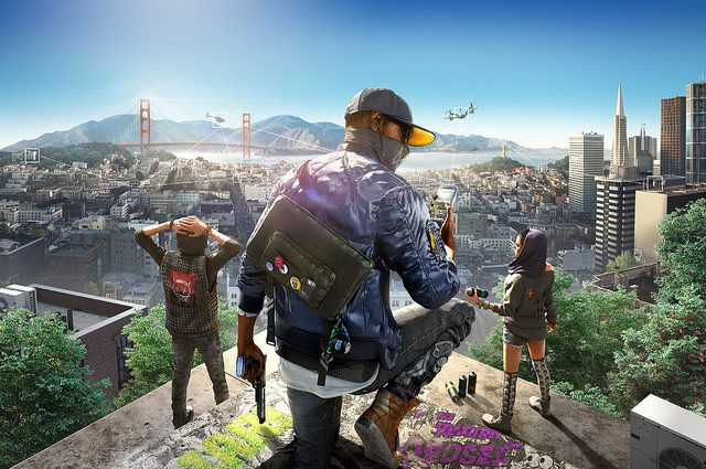 Watch Dogs 2: New Ways to Hack