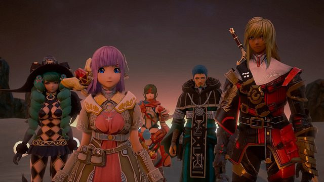 Star Ocean: Integrity and Faithlessness Launches Today