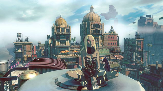 Gravity Rush 2: Bigger Worlds, Little Details, Silly Side Quests