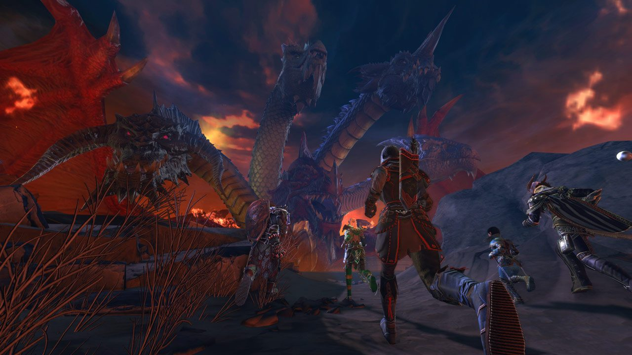 Neverwinter Coming to PS4 This Summer – PlayStation Blog