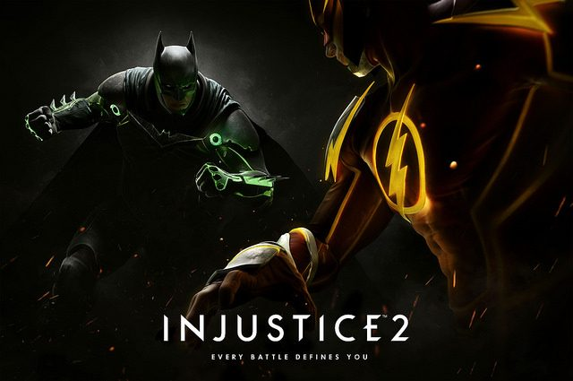 Injustice 2: Wonder Woman and Blue Beetle Join the Fight