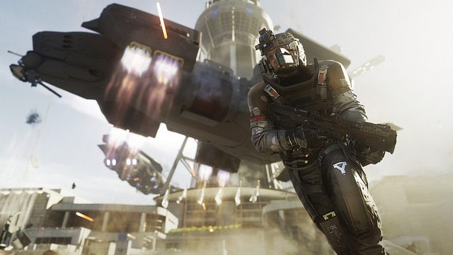 "New Call of Duty: Infinite Warfare ""Black Sky"" Campaign Video Revealed"