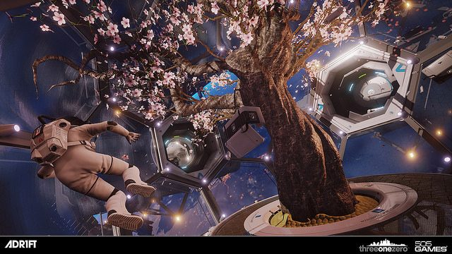 Experience Zero Gravity Space Exploration with ADR1FT on July 15