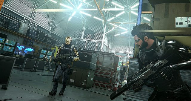 A Story You Control in Deus Ex: Mankind Divided