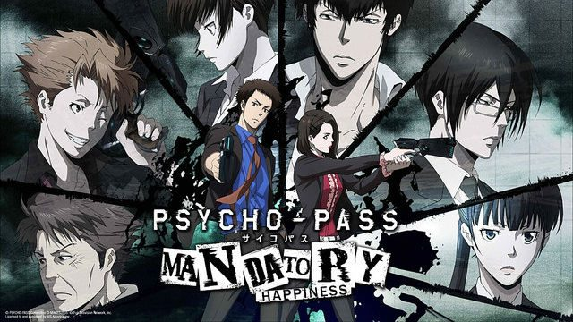 The Story Behind Psycho-Pass: Mandatory Happiness