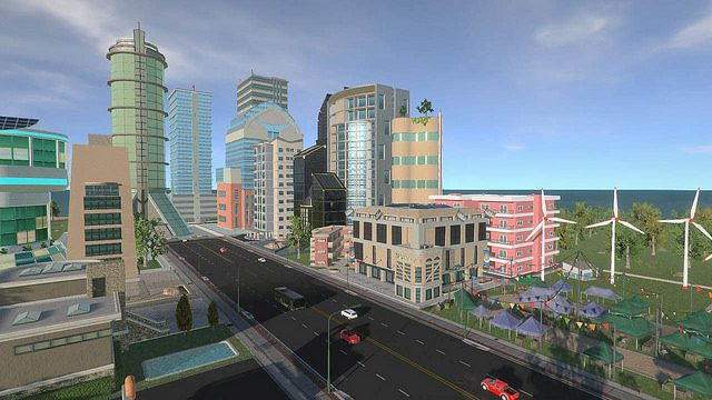 Big City Stories: Free-to-Play City Builder Launching August 23 on PS4