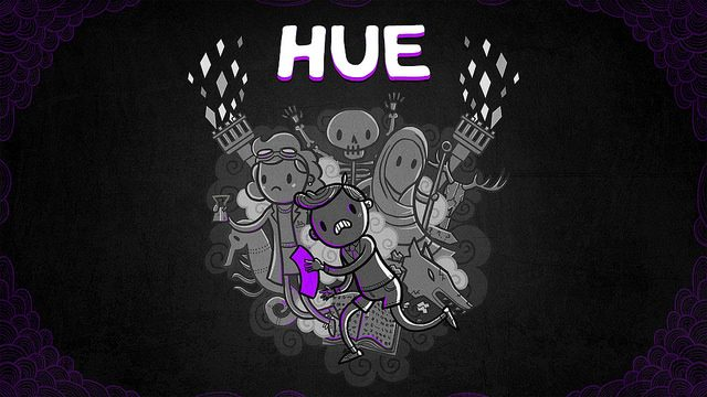 Vibrant Puzzler Hue Coming Soon to PS4, PS Vita