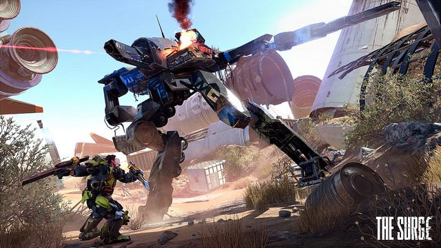 Action RPG The Surge Coming to PS4 Next Year