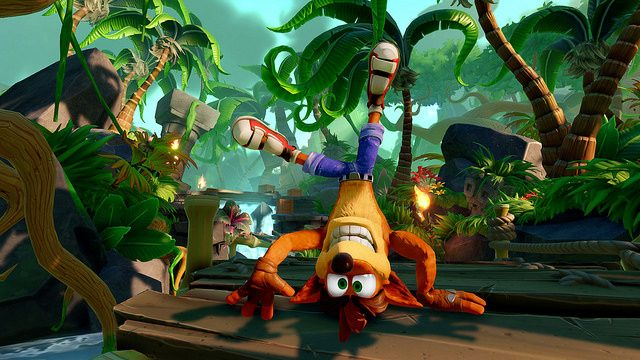 So How Did Crash Bandicoot Wind Up in Skylanders Imaginators on PS4?