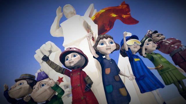 The Tomorrow Children Arrives September 6 on PS4