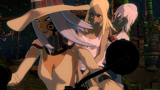 The New Characters and Places in Gravity Rush 2