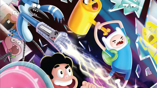 Cartoon Network: Battle Crashers Coming to PS4 This November
