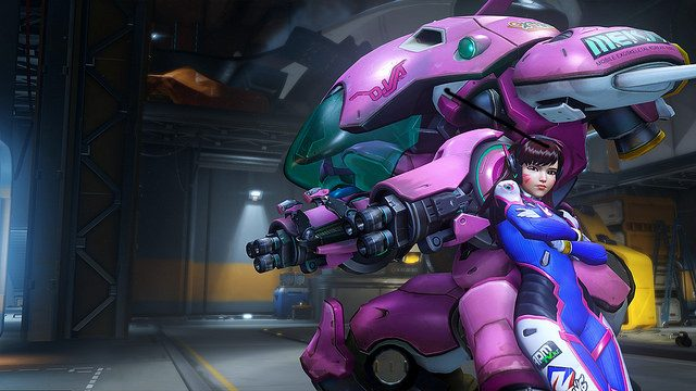 Play Overwatch for Free From September 9-12