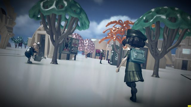 The Tomorrow Children Out Today on PS4