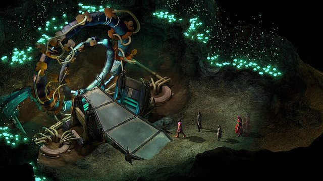 Torment: Tides of Numenera is a Strange RPG Coming to PS4