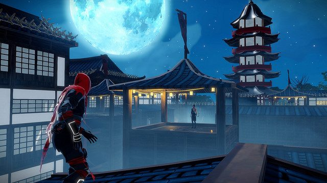 Aragami Slinks onto PS4 on October 4