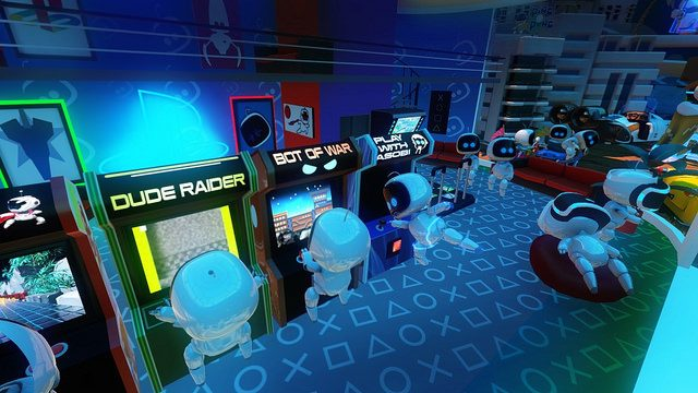 25 Adorable Facts About The Playroom VR