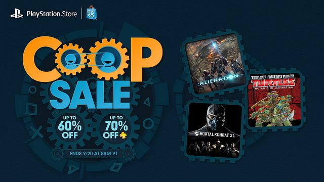 Co-op Sale Starts Now: Save up to 60%