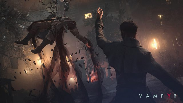Get to Know the Combat System of Vampyr on PS4