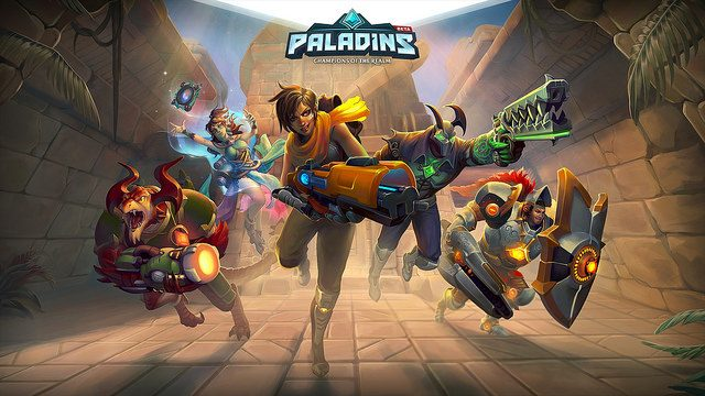 Paladins: Champions of the Realm is Coming to PS4