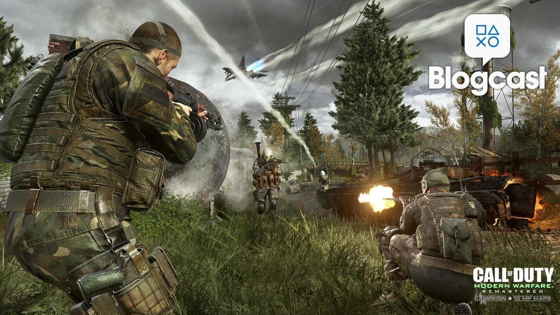 PlayStation Blogcast 224: Horror, Remastered