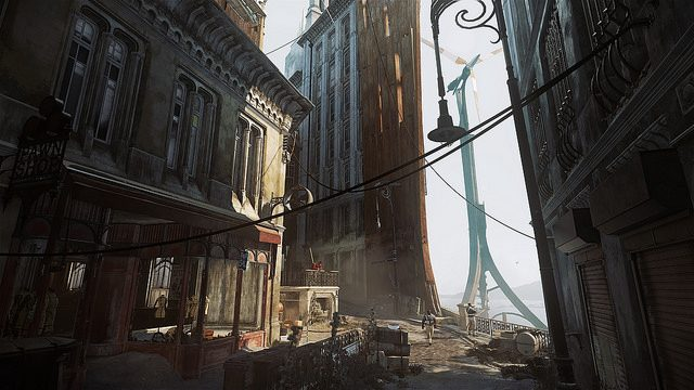 Dishonored 2: Building a City of Madness
