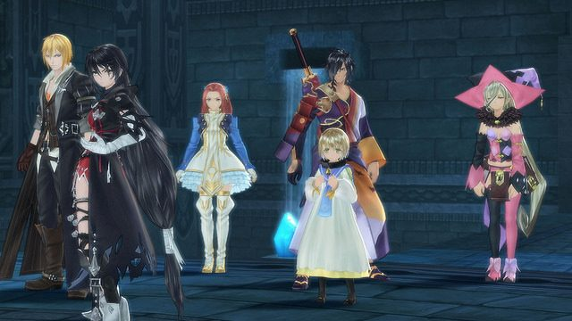 Tales of Berseria Launching January 24, 2017, Collector's Edition Revealed