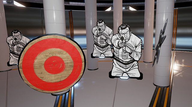 Lethal VR Blasts Its Way onto PlayStation VR