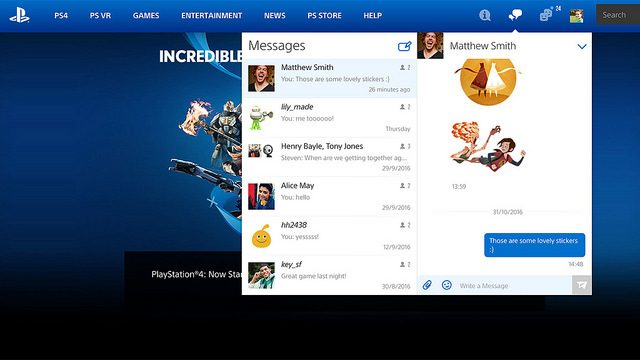 PSN Toolbar Available Today on PlayStation.com