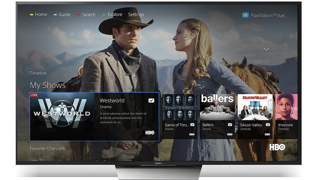 PS Vue Expands to Android TVs Today, PC and Mac Web Support Coming