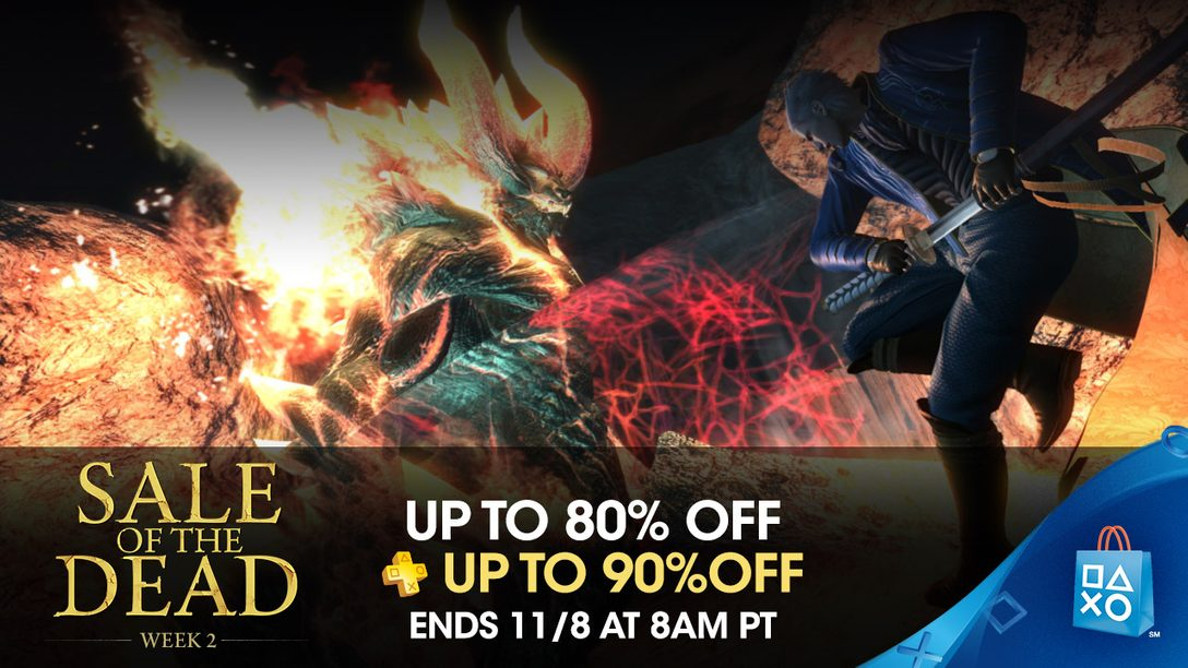 Sale of the Dead: Up to 80% Off Dead Island, Devil May Cry 4, More
