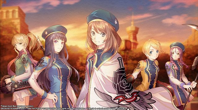 Dark Rose Valkyrie, Hakuoki: Kyoto Winds, Mary Skelter Out Next Year