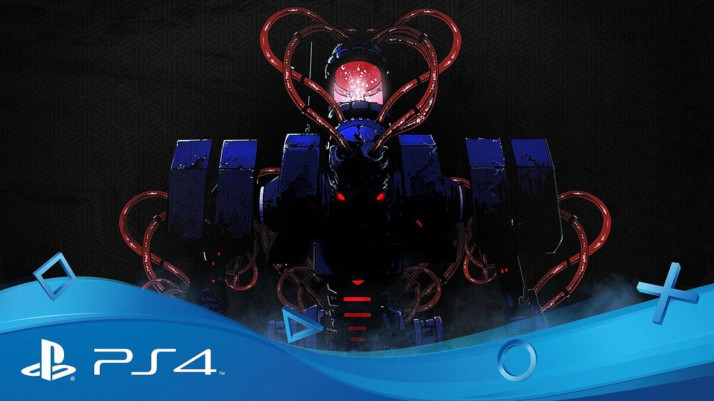 Introducing Nex Machina on PS4, From Housemarque and Eugene Jarvis