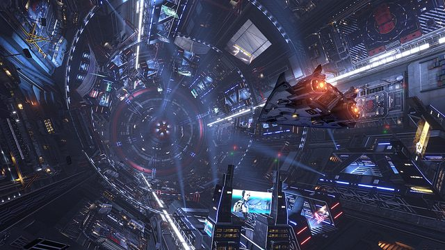Elite Dangerous Lifts Off on PS4 Next Year